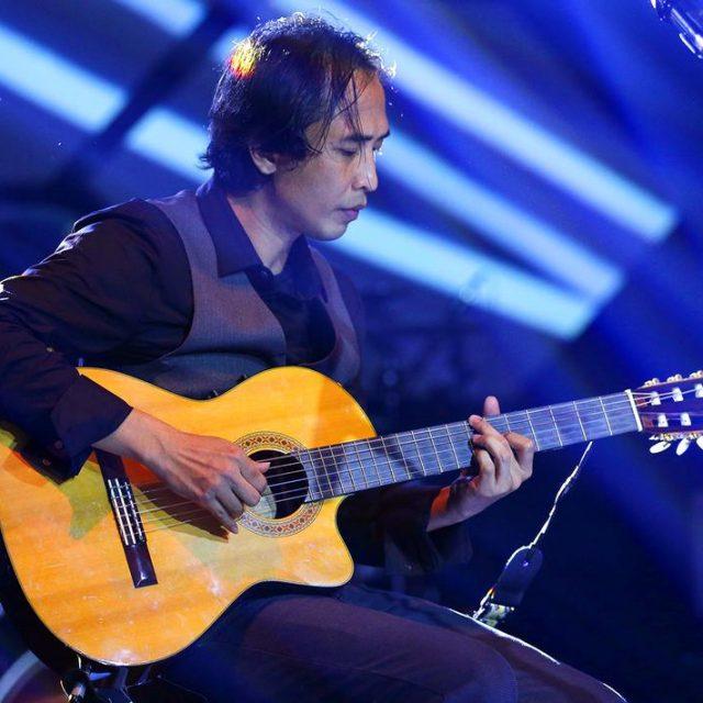 "Piyu ""Padi"" – Guitarist"