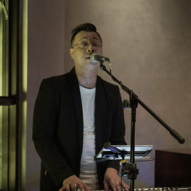 Joe Yosia – Keyboardist