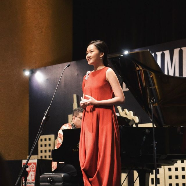 Pepita Salim – Singer