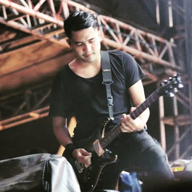 """Hexananta """"Repvblik"""" – Guitarist"""