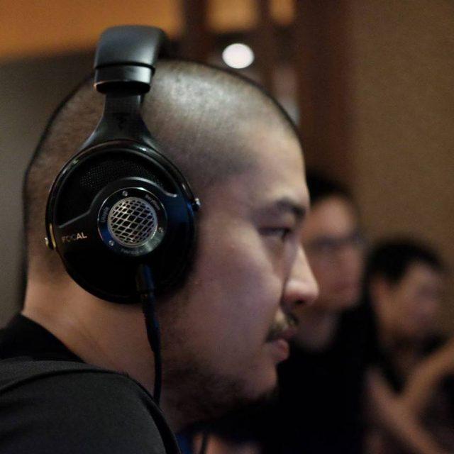 Moko Aguswan ( Sound Engineer )
