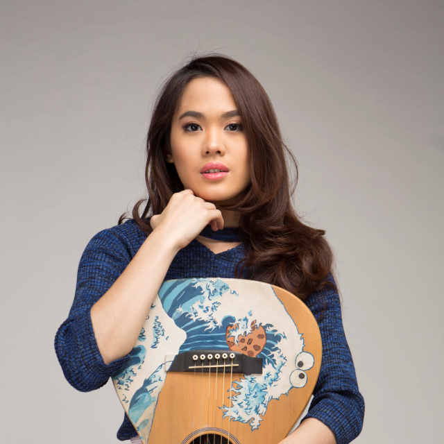 Sheryl Sheinafia ( Vocalist / Solo Singer )