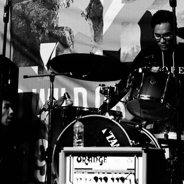 Marco Steffiano ( Drummer )